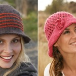 Two Beautiful Crochet Hats