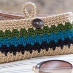 Crocheted Eyeglass Case