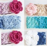 Cozy Posy – Headband