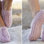 Cozy Slippers pattern