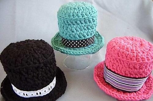 Crochet Tophat