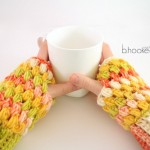Pretty Fingerless Gloves