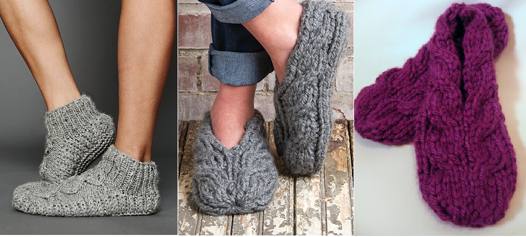 Youre-looking-perfect-stocking-stuffer-chunky-cable-slippers