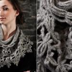 Crochet Ioken Scarf