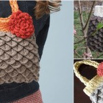 "Crochet ""Mermaid Tears Purse"" – Video Tutorial"