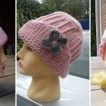 Crochet Mom Hat