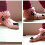 Poodle Slippers