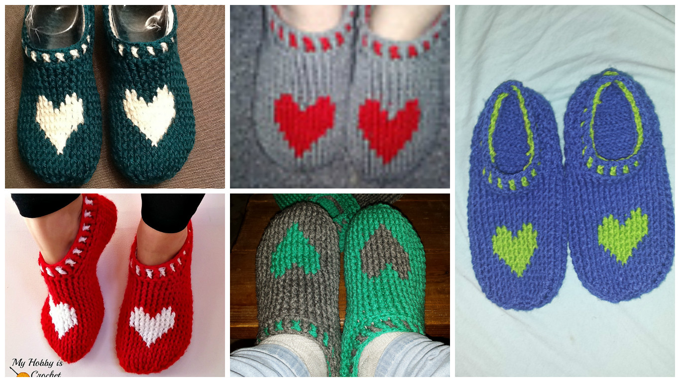 Heart & Soul Slippers