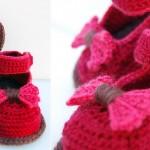 Crochet Chaussons