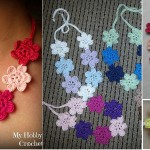 "Flower Necklace ""Hawaiian Dream"""