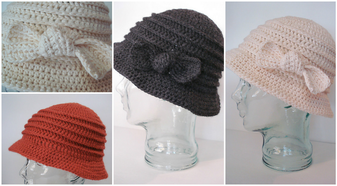 Crochet Ewa Hat