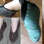 Crochet Puschen