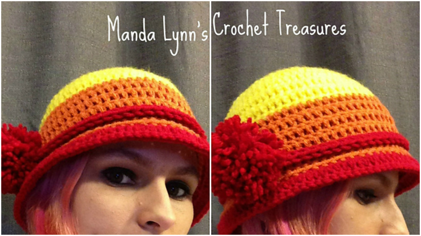 Crochet Cunning Little Bonnet