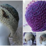 Ladies Fancy Chemo Cap