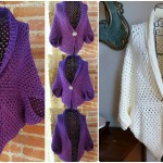 Crochet Granny Shrug