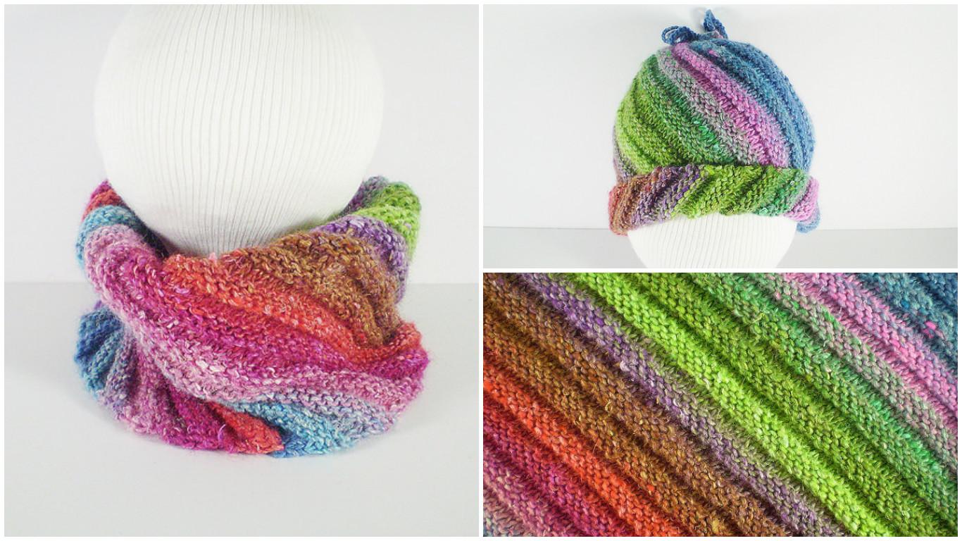 Knit Emergency Hat