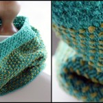 Knit Pool Party Cowl