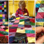 Knit Memory Blanket