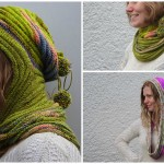 Knit Howl Cowl