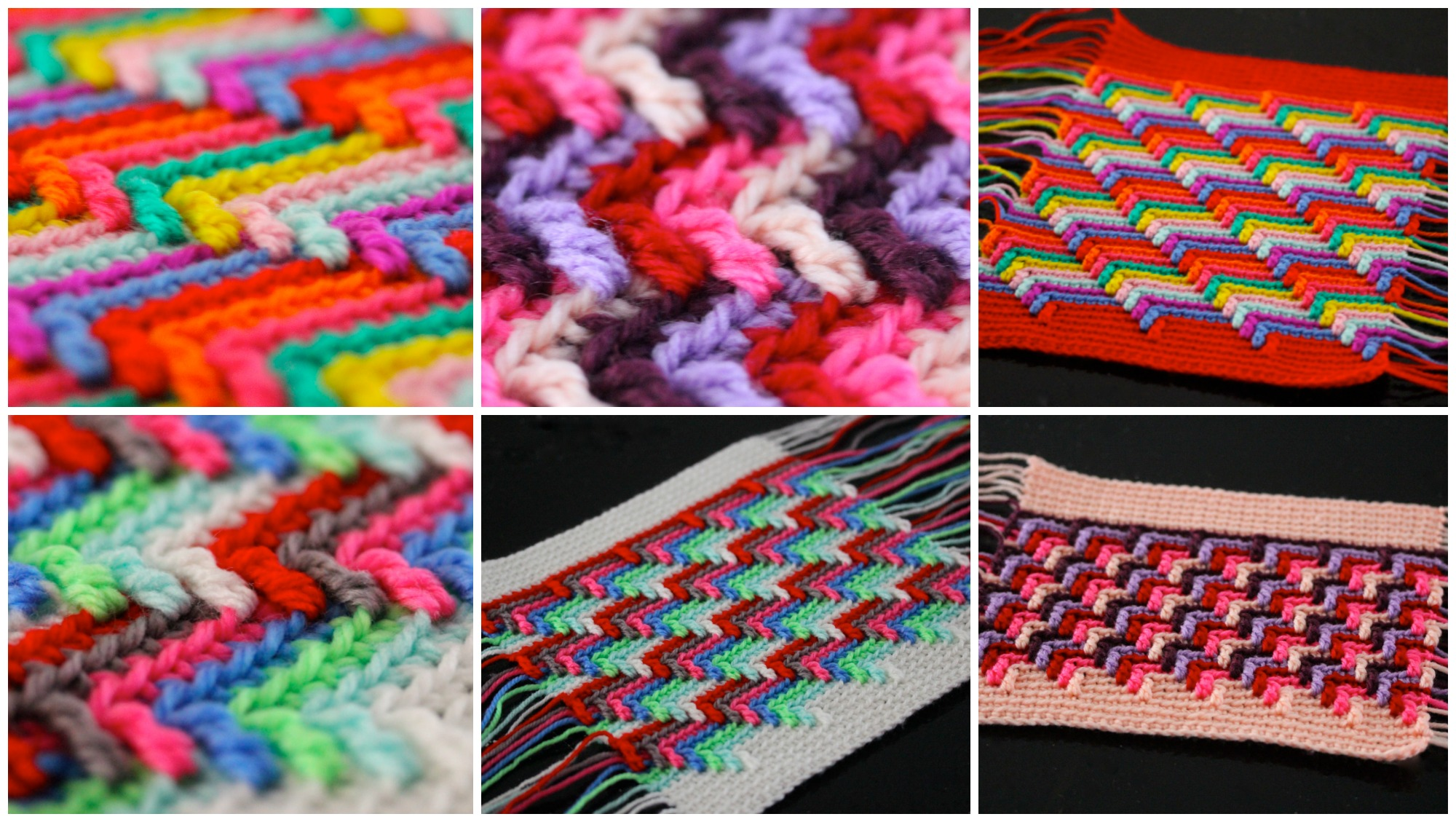 Crochet Apache Tears