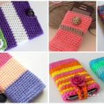 Crochet Easy Phone Case