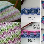Crochet Blocks Blanket