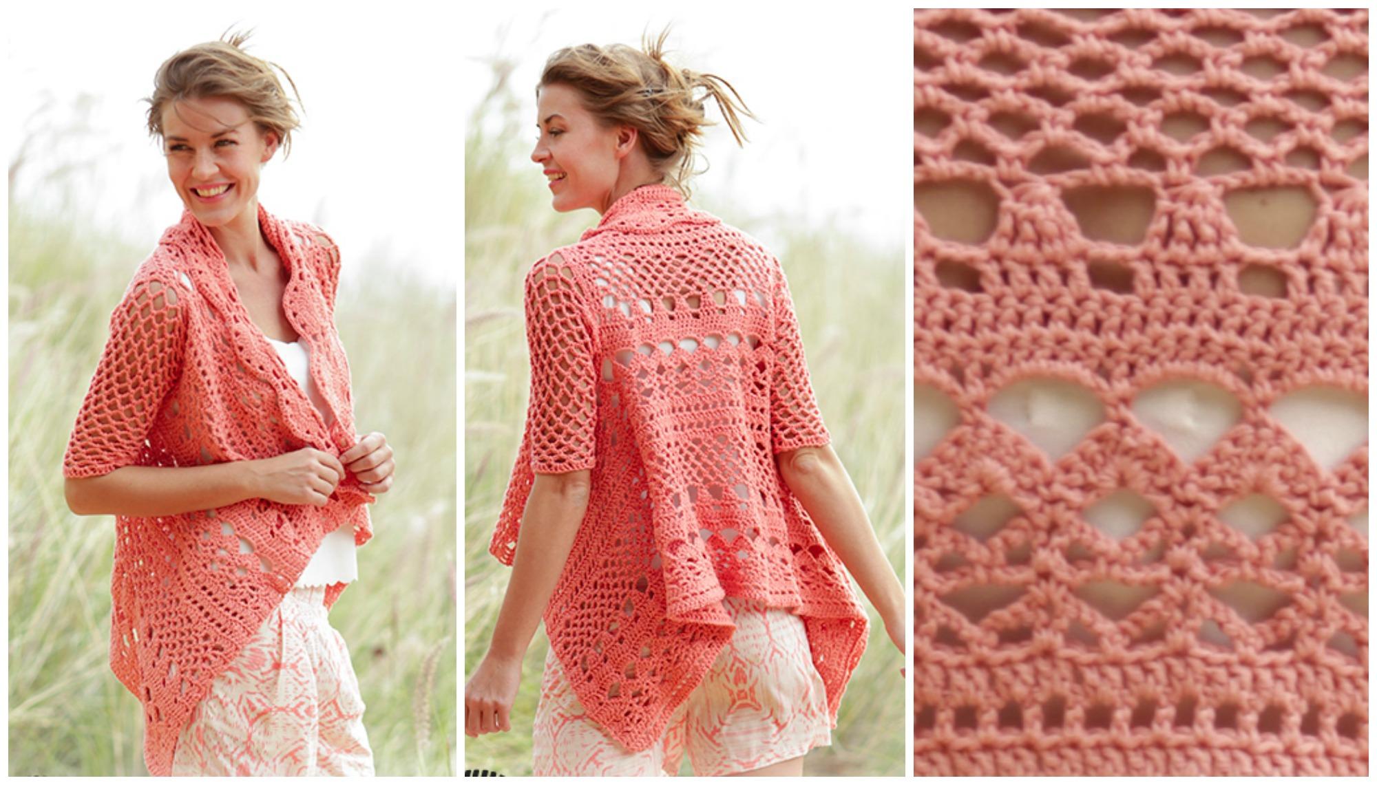 How To Crochet Elephant Edging - Pretty Ideas | 1141x2000