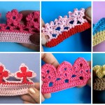 Crochet 6 Beautiful Borders – Video Tutorials
