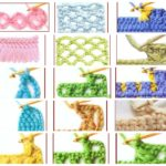 More Symbols For Stitches – Guide To Crochet