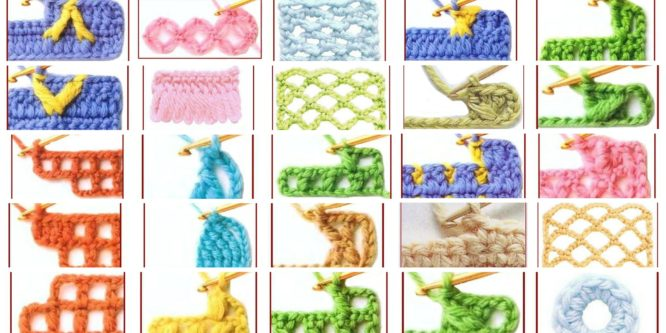 100+ Symbols For Stitches – Guide To Crochet