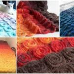 Crochet Fire Blanket