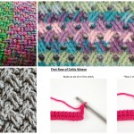 Celtic Weave Stitch Tutorial