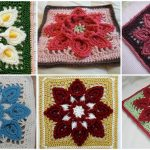 CROCHET PURIFYING PURITAN AFGHAN BLOCKS