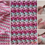 Crochet Loopy Love Blanket