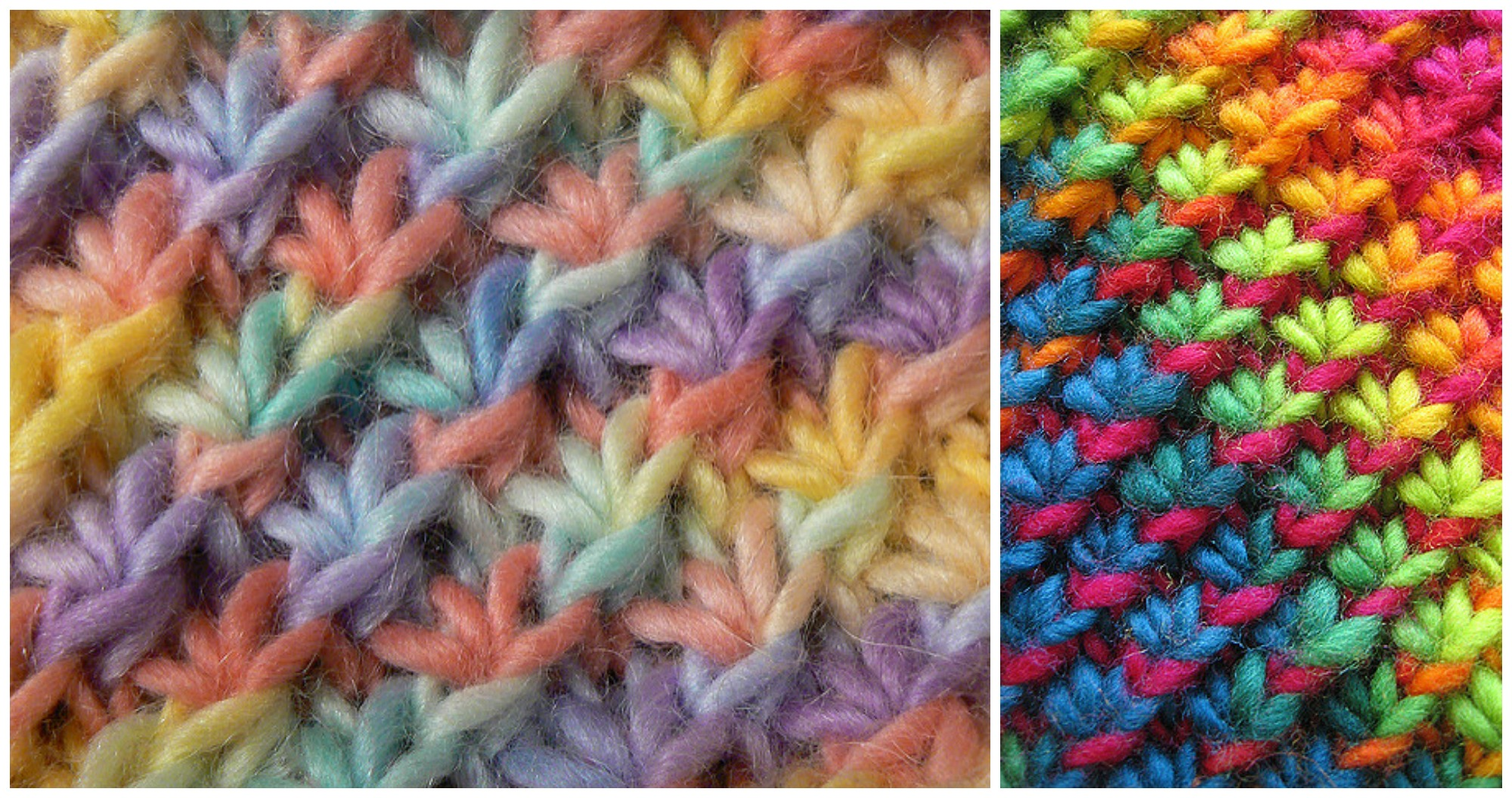 Crochet Bird Of Paradise Stitch