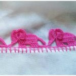 How To Crochet Elephant Edging