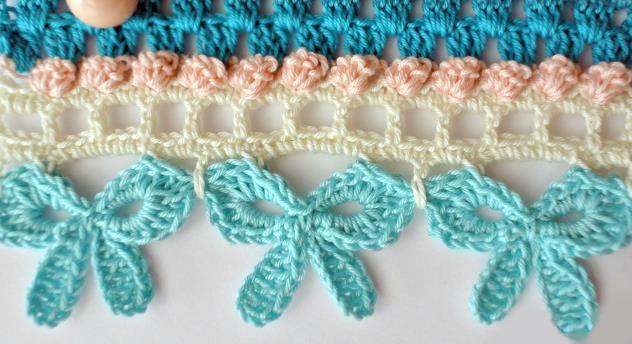 Elephant border. 😍 : crochet | 344x632