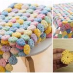 How To Crochet Macaron Blanket