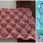 How To Crochet Fantasy Stitch