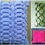 How To Sew Beautiful Pillow Cover