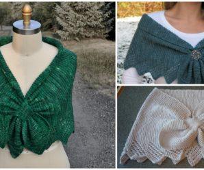 Knit Carol's Clever Shawl