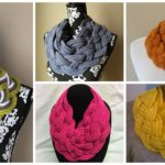 Double Layered Braided Cowl – Crochet Tutorial