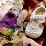 Knit Saartje's Booties