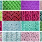 Over 250 Knitting Stitches – Knitting Guide