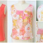 Tutorial For Sorbetto Tank Top