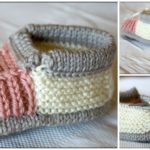 Knit Lovely Slippers For Babies