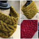 Knit Vaduz Cowl