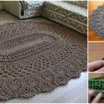 Oval Rug – Video Tutorial