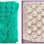 Knit Bubble Wrap Stitch