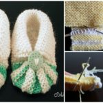 Pretty Baby Boots – Free Pattern